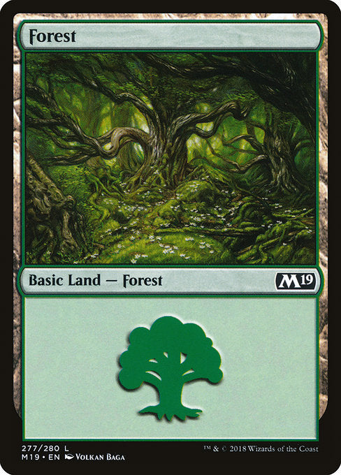 Forest [Core Set 2019] | Guf