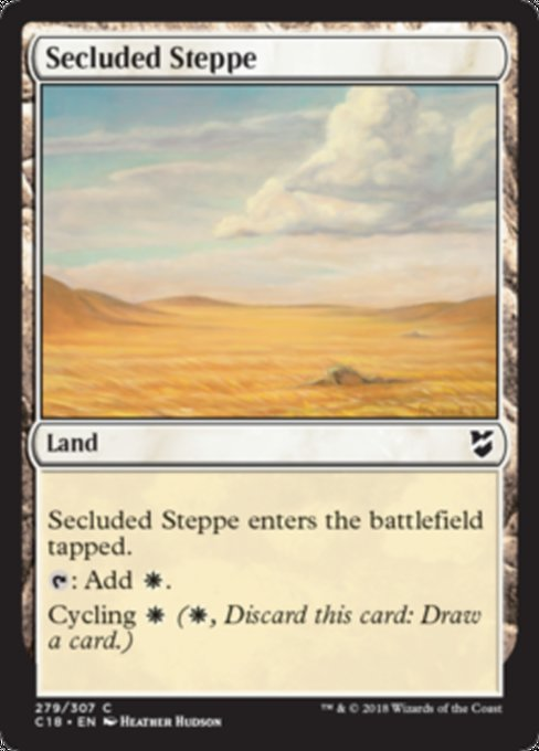Secluded Steppe [Commander 2018] | Guf