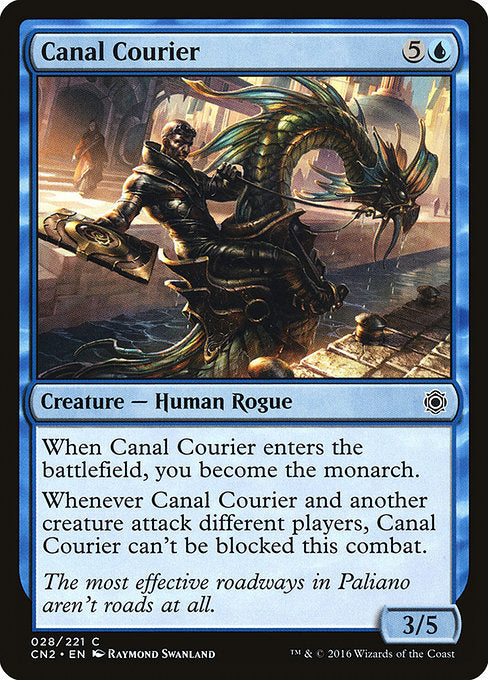 Canal Courier [Conspiracy: Take the Crown]