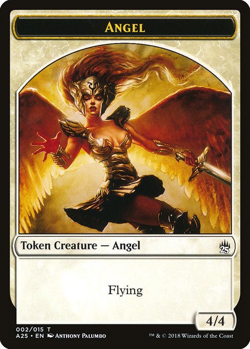 Angel [Masters 25 Tokens] | Guf