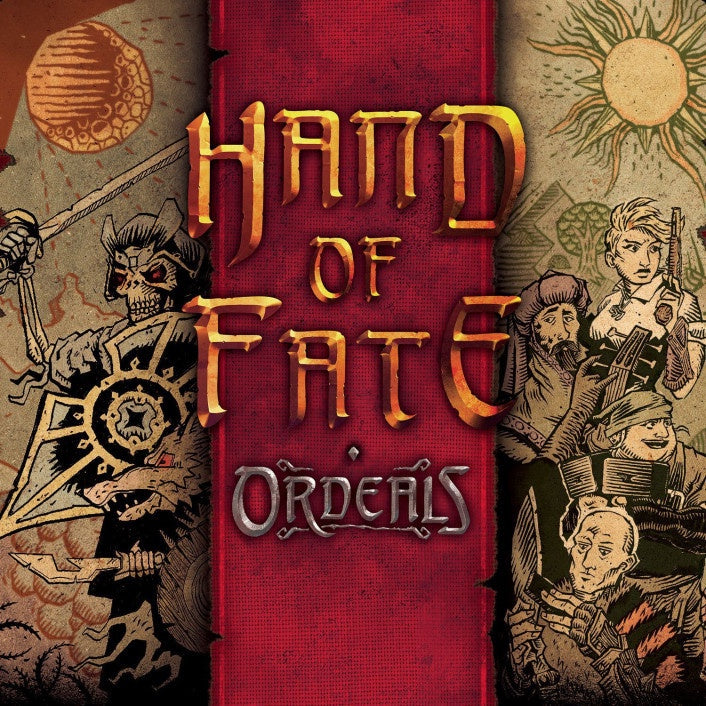 Hand of Fate Ordeals | Guf