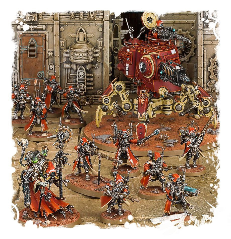70-59 Start Collecting! Skitarii 2017
