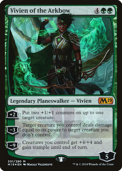 Vivien of the Arkbow [Core Set 2019]