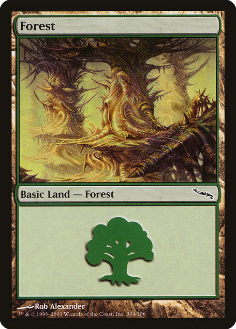 Forest [Mirrodin] | Guf