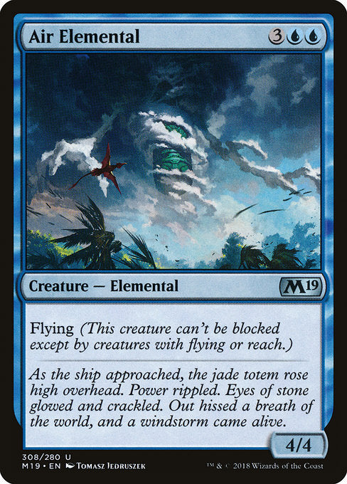 Air Elemental [Core Set 2019]