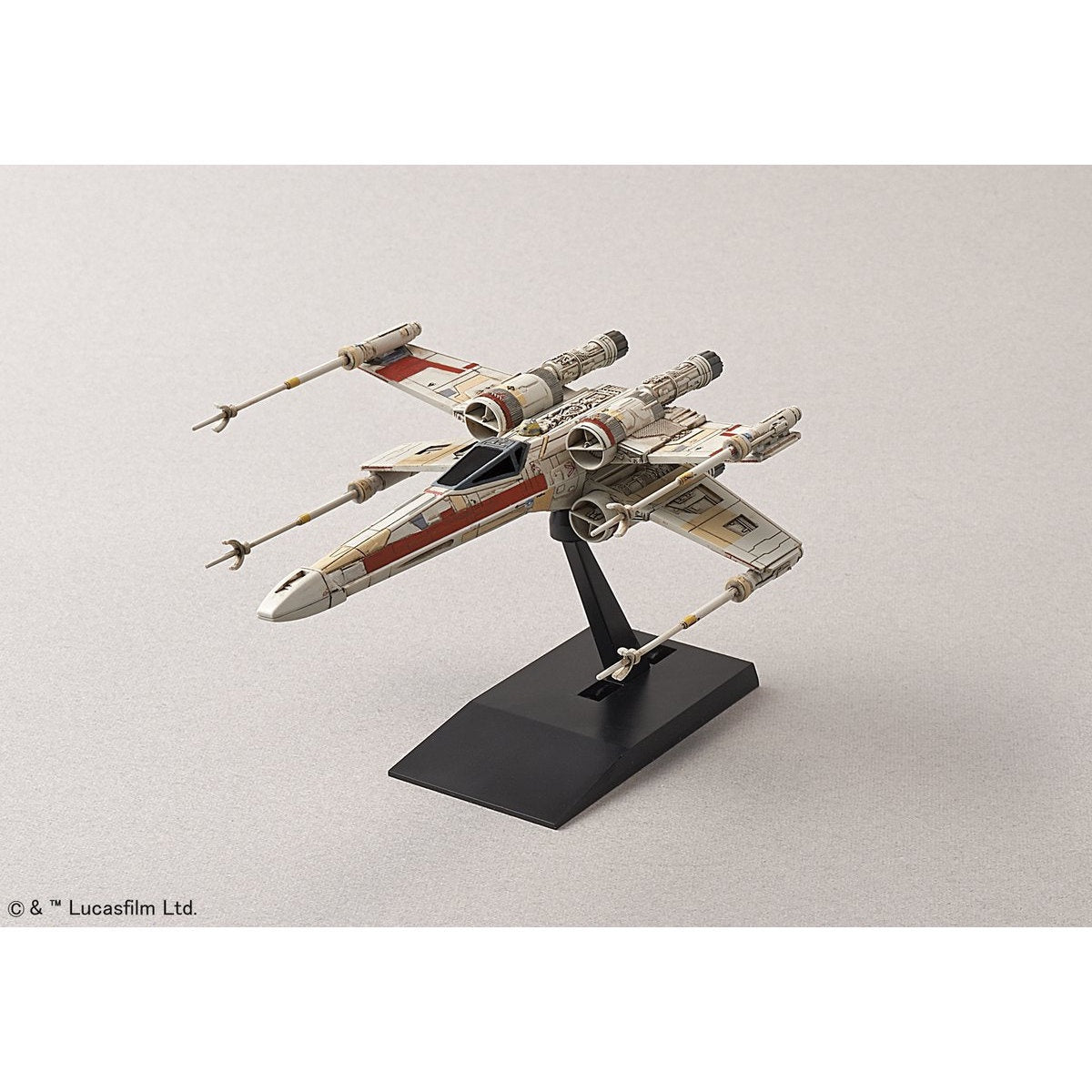 Bandai 1/72 & 1/144 Red Squadron x-wing Starfighter Special Set | Guf