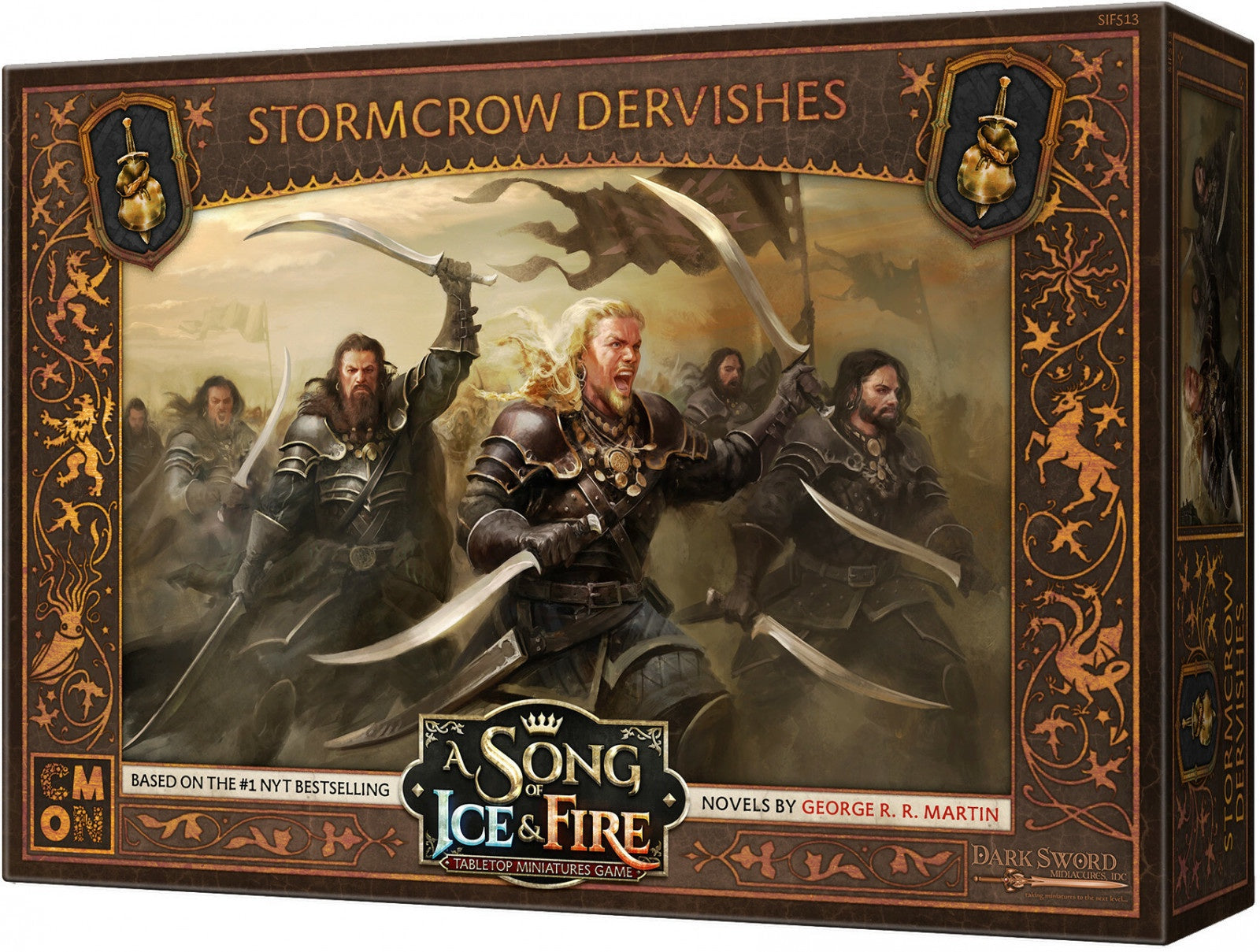 A Song of Ice and Fire TMG - Stormcrow Dervishes | Guf