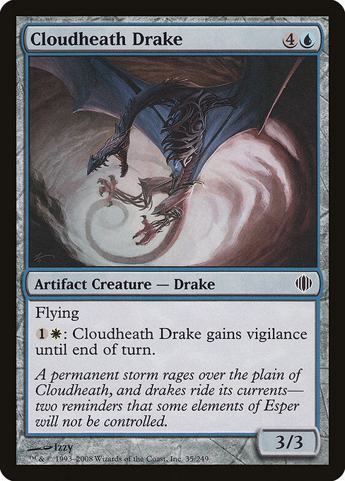 Cloudheath Drake [Shards of Alara]