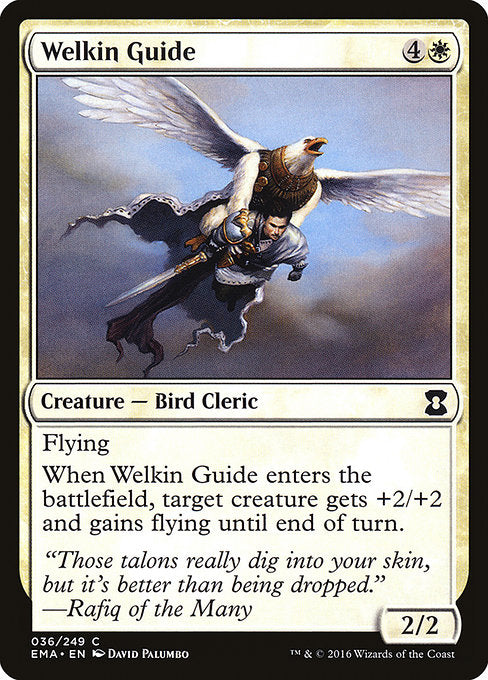 Welkin Guide [Eternal Masters] | Guf