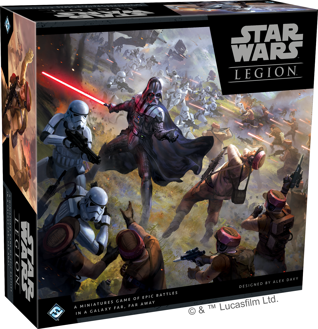 Star Wars Legion Core Set | Guf