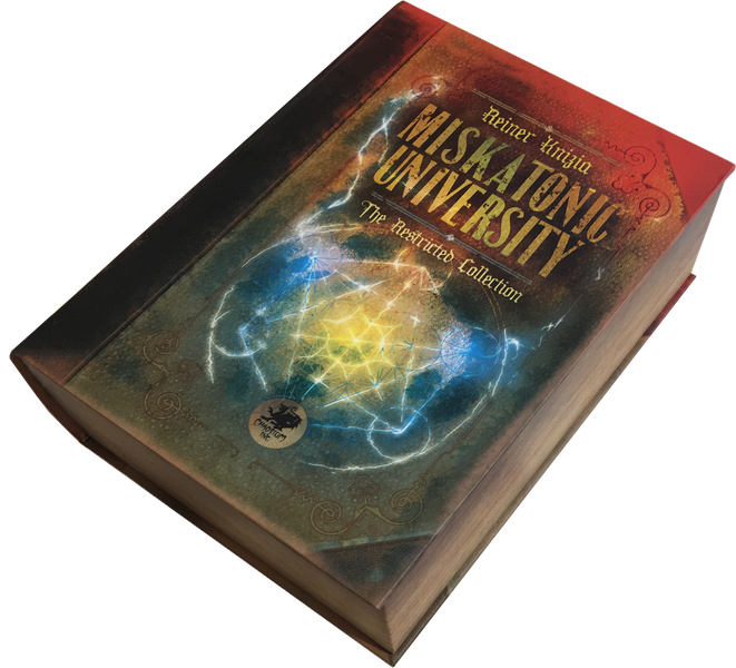Miskatonic University: The Restricted Collection | Guf
