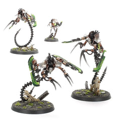 49-32 NECRONS OPHYDIAN DESTROYERS | Guf