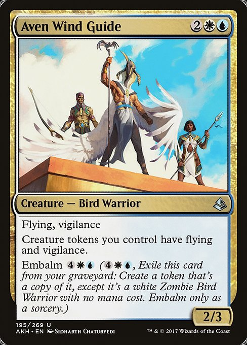 Aven Wind Guide [Amonkhet] | Guf