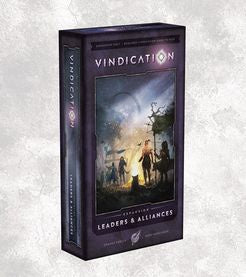 Kickstarter Vindication: Leaders & Alliances expansion