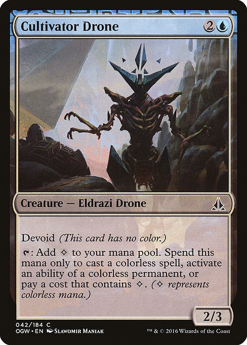 Cultivator Drone [Oath of the Gatewatch]