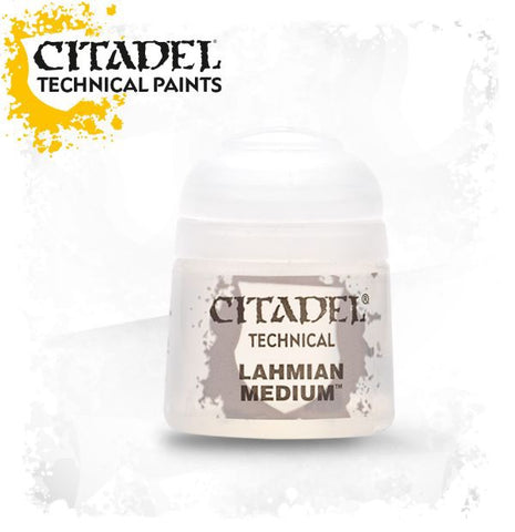 27-02 Citadel Technical: Lahmian Medium