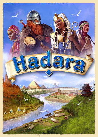 Hadara board game