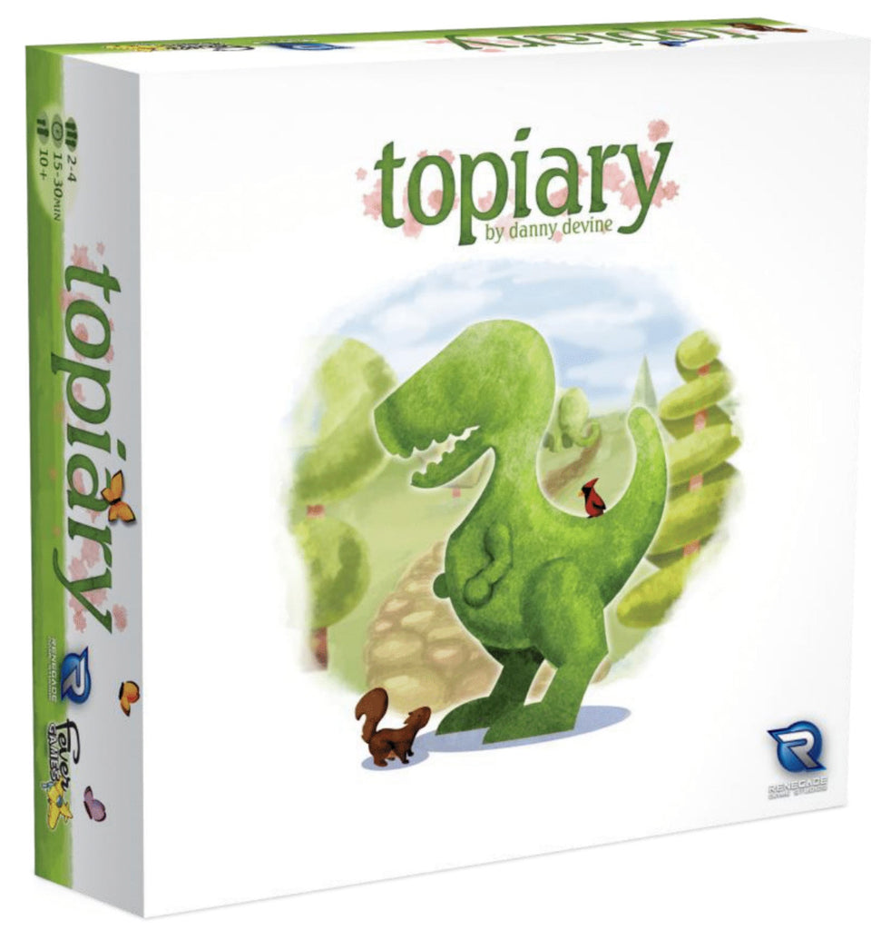 Topiary (Board Game)