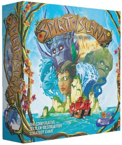 Spirit Island (Board Game)