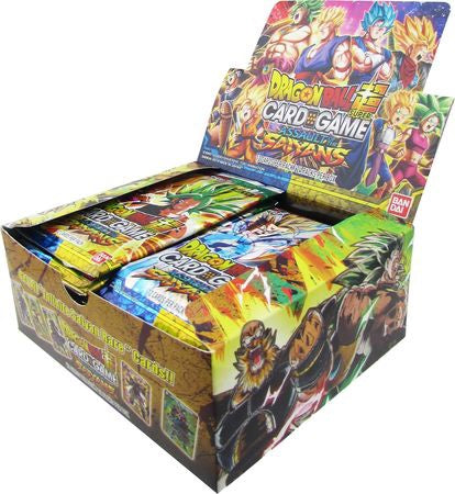 Dragon Ball Super Card Game Booster 07 Assault Of The Saiyans box | Guf