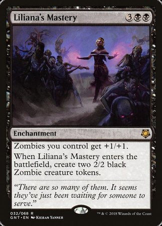 Liliana's Mastery [Game Night]