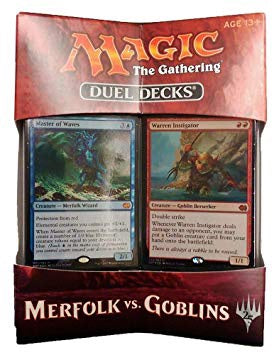 Duel Deck Merfolk vs Goblins