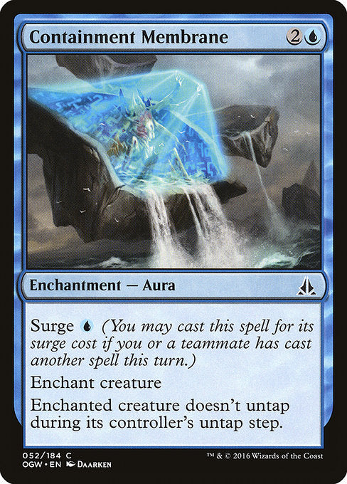 Containment Membrane [Oath of the Gatewatch] | Guf