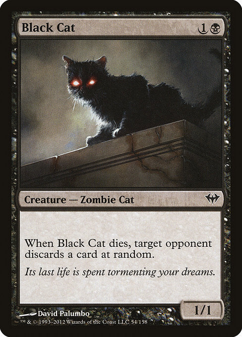 Black Cat [Dark Ascension]