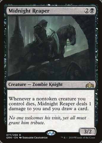 Midnight Reaper [Guilds of Ravnica]