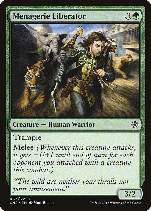 Menagerie Liberator [Conspiracy: Take the Crown] | Guf