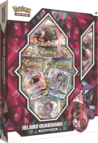 Pokemon TCG: GX Premium Collection- Island Guardians
