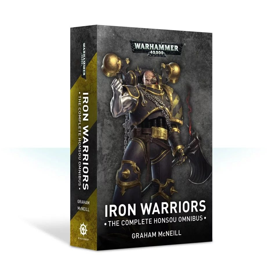 BL2648 IRON WARRIORS: THE COMPLETE OMNIBUS (PB)