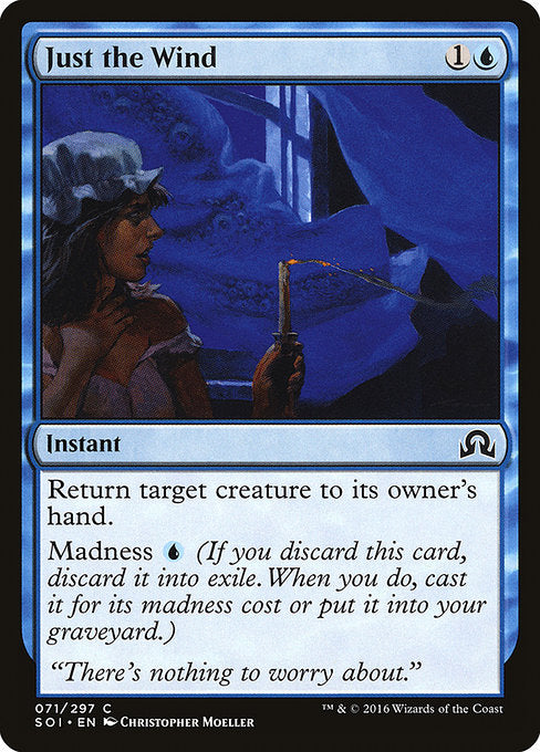 Just the Wind [Shadows over Innistrad] | Guf