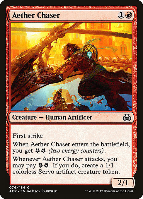 Aether Chaser [Aether Revolt]