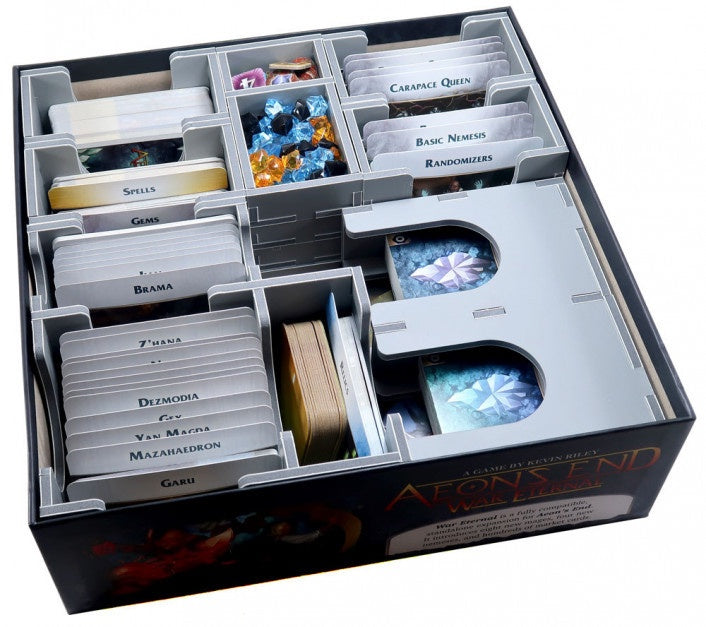 Folded Space Game Inserts - Aeons End | Guf