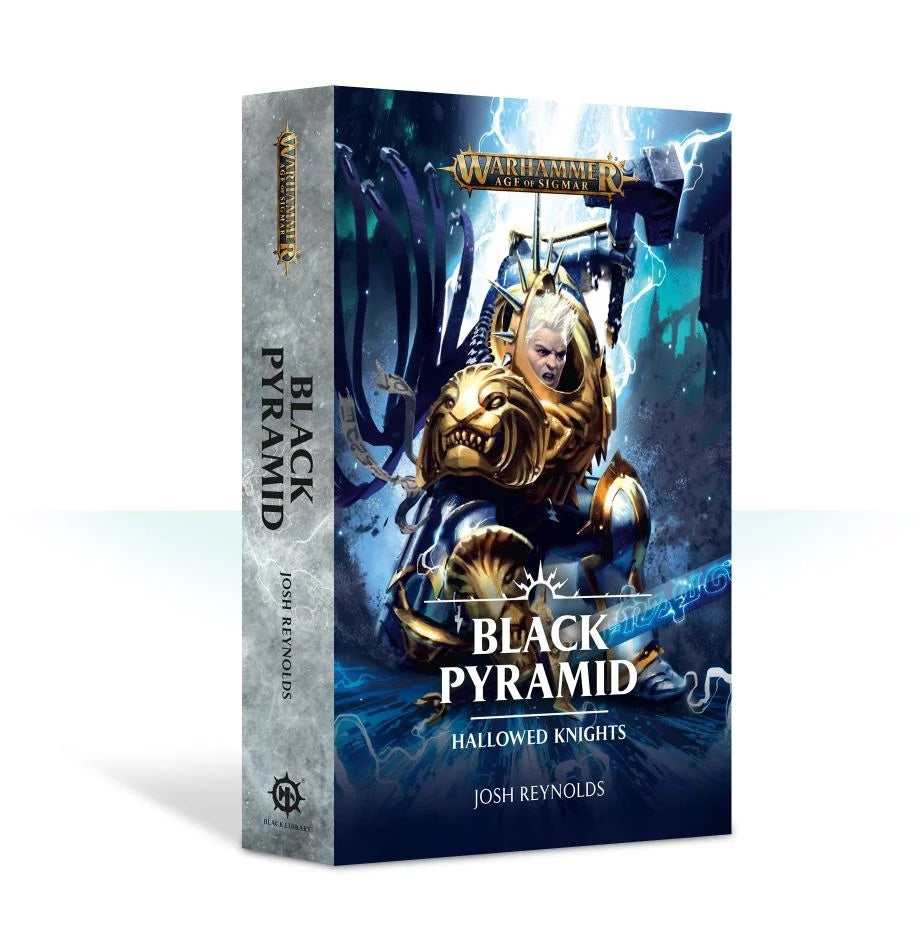 BL2664 HALLOWED KNIGHTS: BLACK PYRAMID (PB)