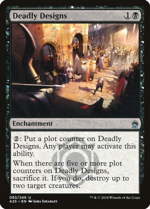 Deadly Designs [Masters 25]