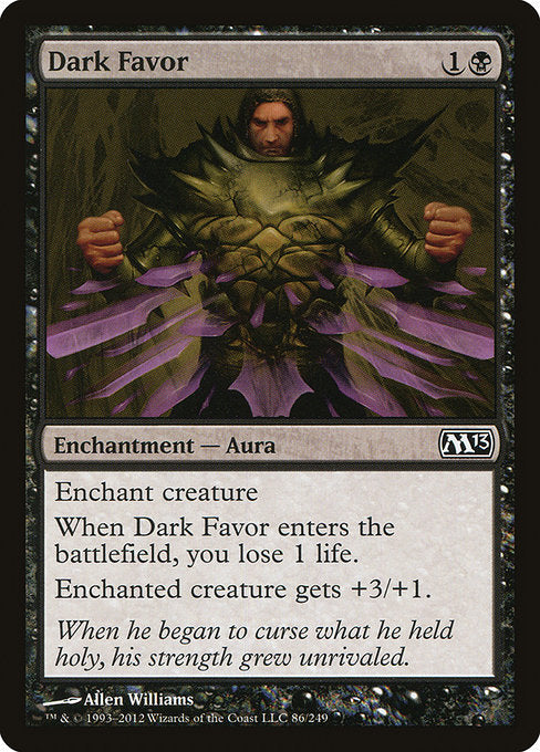 Dark Favor [Magic 2013] | Guf