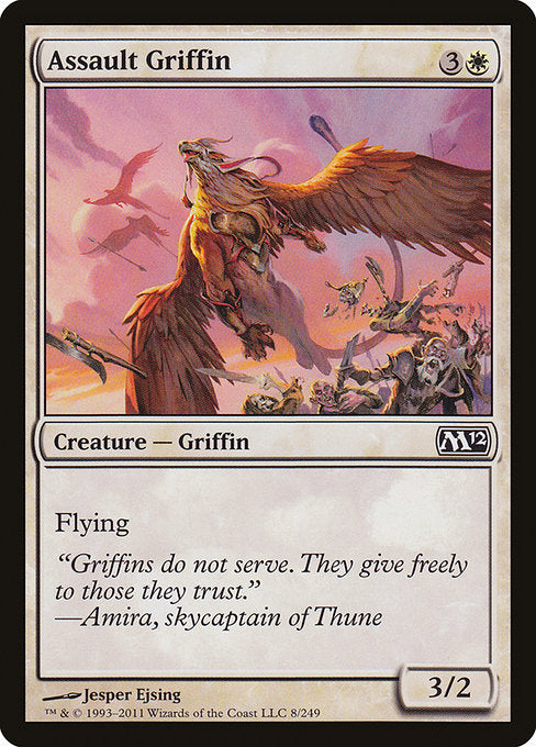 Assault Griffin [Magic 2012]