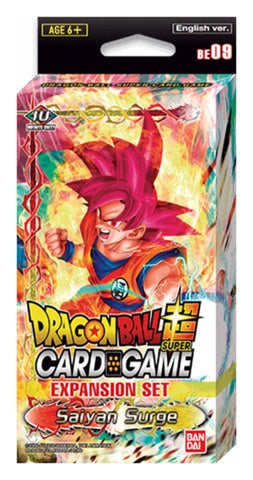 Dragon Ball Super Card Game Expansion Set #9 Saiyans Surge | Guf