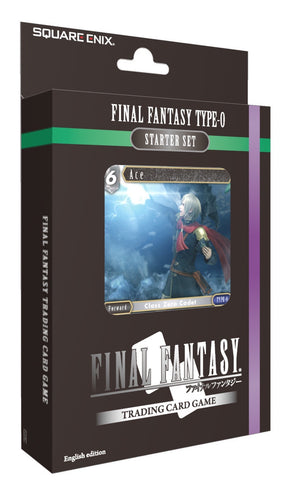Final Fantasy Trading Card Game Starter Set Type 0