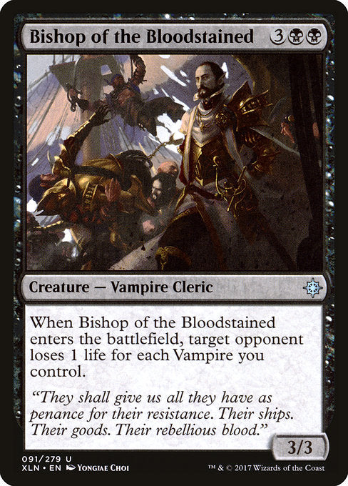 Bishop of the Bloodstained [Ixalan]