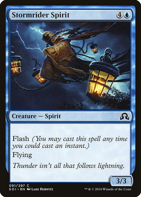 Stormrider Spirit [Shadows over Innistrad] | Guf