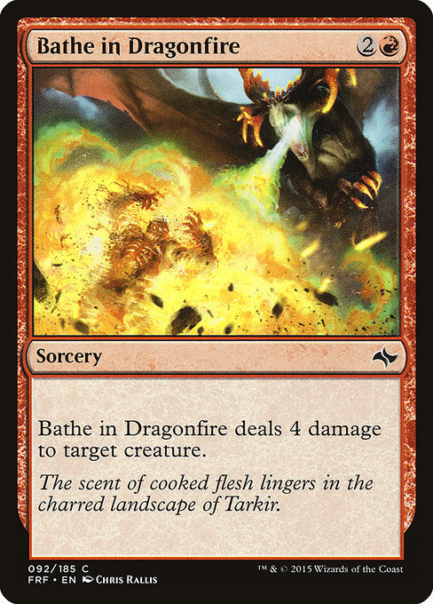 Bathe in Dragonfire [Fate Reforged]