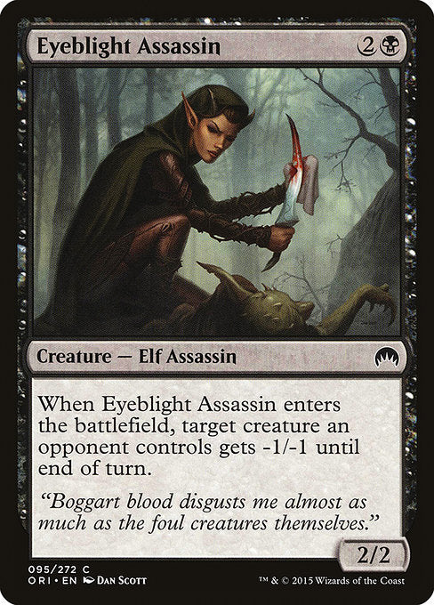 Eyeblight Assassin [Magic Origins] | Guf