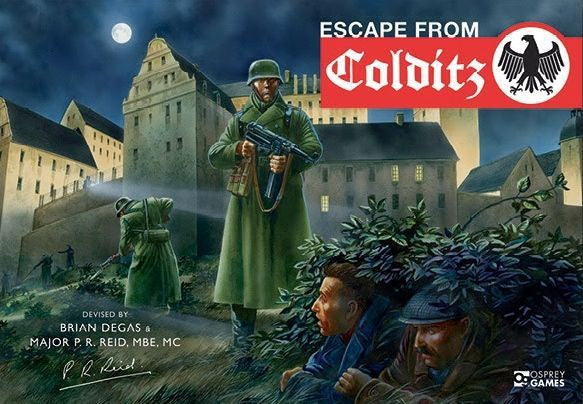Escape from Colditz | Guf