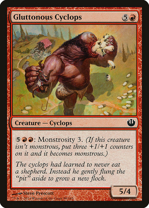 Gluttonous Cyclops [Journey into Nyx] | Guf