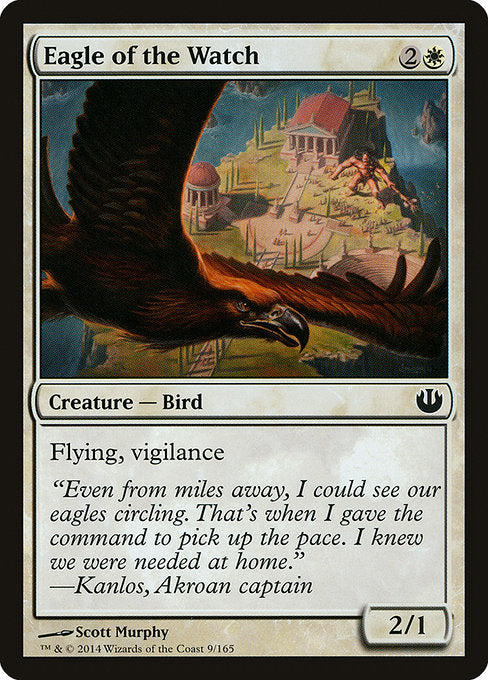 Eagle of the Watch [Journey into Nyx] | Guf