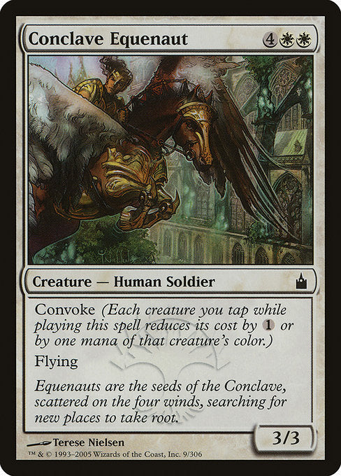 Conclave Equenaut [Ravnica: City of Guilds]