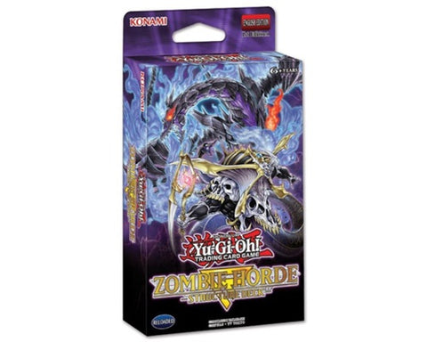 YU-GI-OH! TCG Zombie Horde Structure Deck